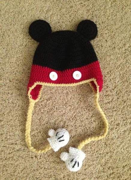 Photo of 66 trendy crochet baby mittens beanie