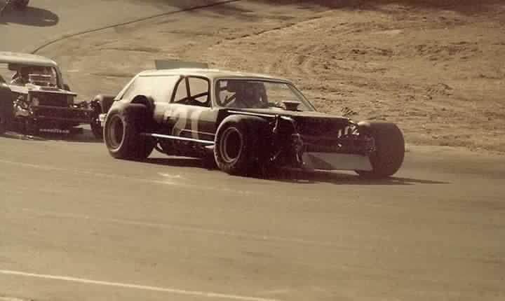 Vintage Modified Race Car Racing Pinterest Cars