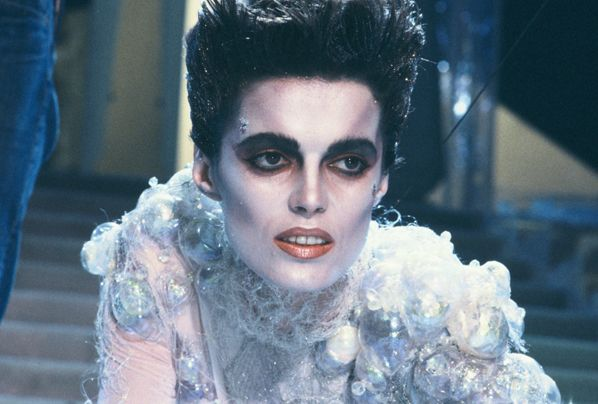 gozer closeup - good for makeup