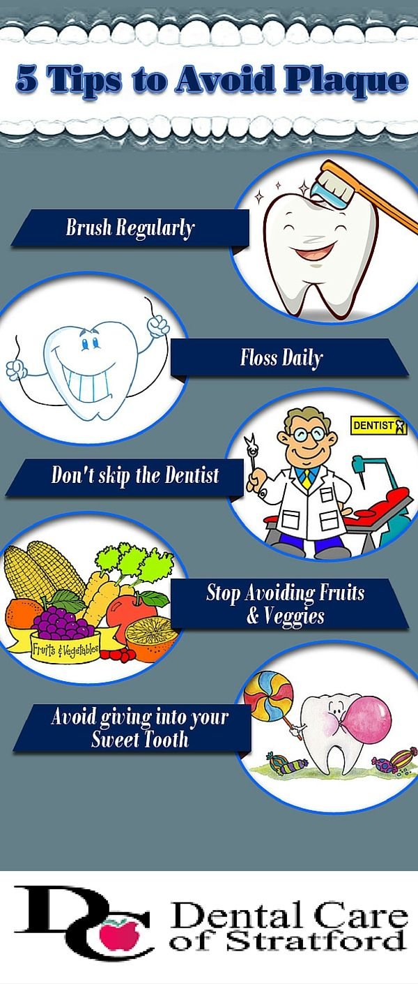 5 tips to avoid plague Dental