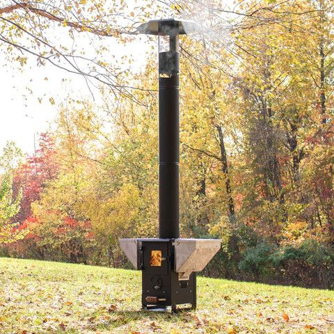 Newfire Outdoors by Tyson Traeger | Pellet Heaters ...