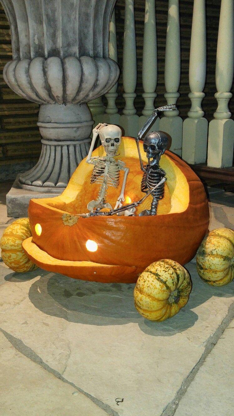 Drifting Citrouille halloween, Diy halloween