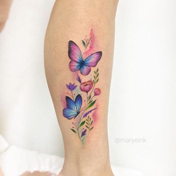 1001 ideen f r tattoo am fu am kn chel oder an der wade tattoo ideen pinterest. Black Bedroom Furniture Sets. Home Design Ideas