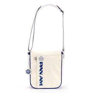 Pan Am Uni Bag Vintage White now featured on Fab.