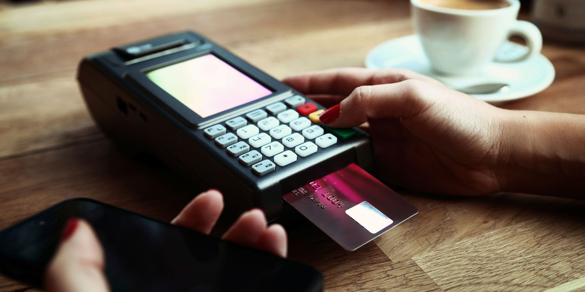 We offer Minimum Cost Service Rates, Credit Card #Payments, Terminal ...