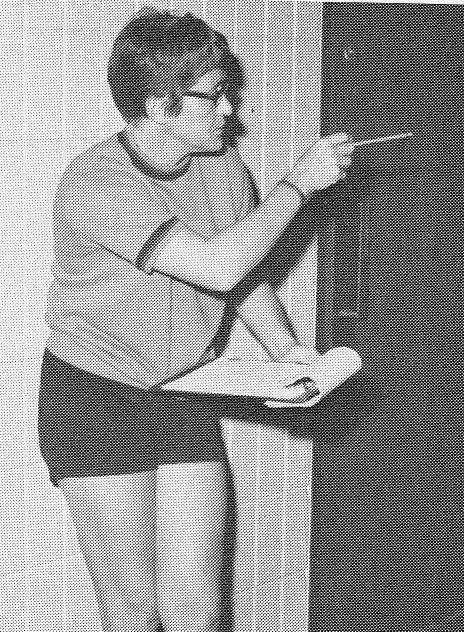 I love gym teachers that look like lesbians! part 3 (bluwmongoose) Tags:  old school gay people sports vintage lesbian 1974 illinois athletics  education ...