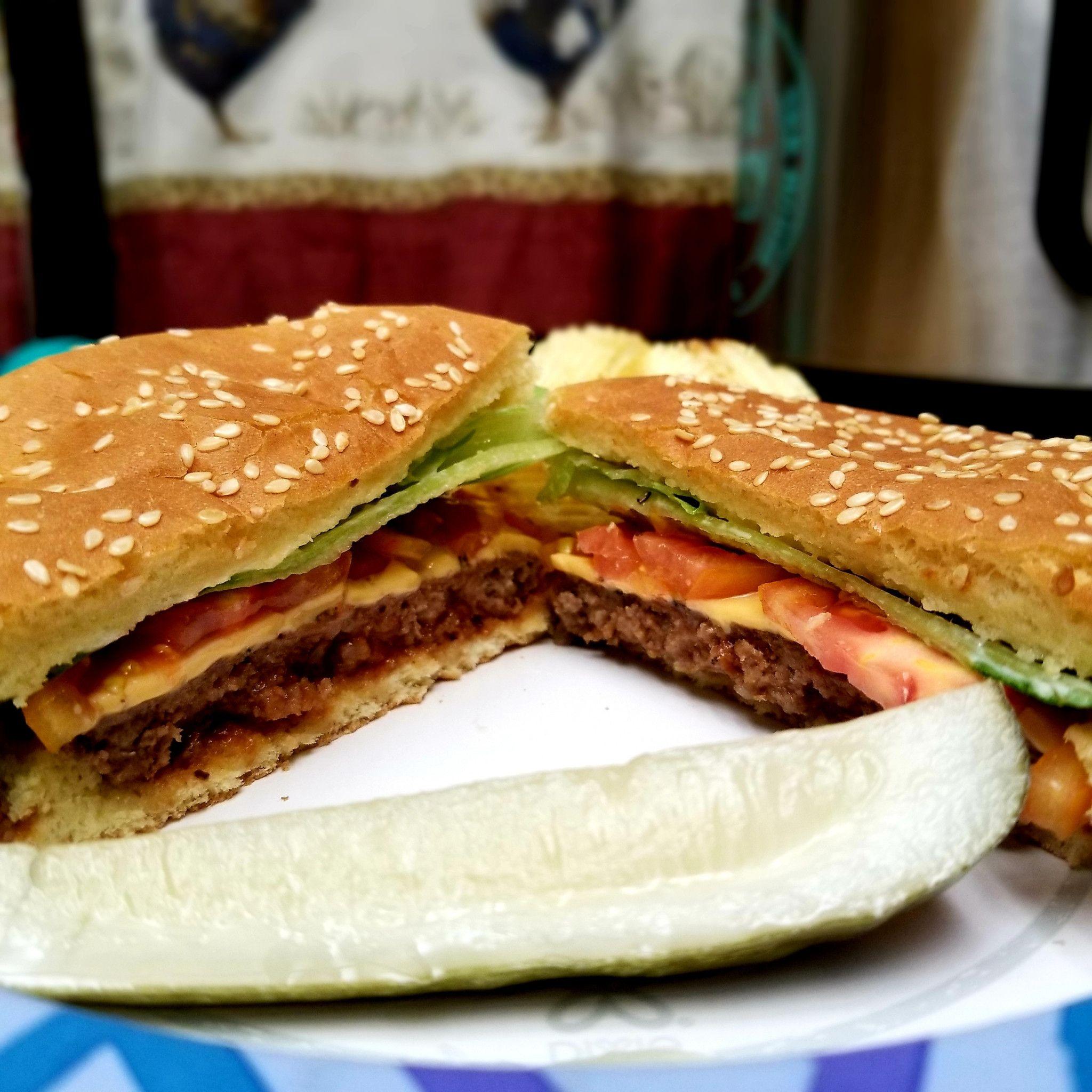 Instant Pot Frozen Hamburgers in 2020   Burgers on the ...