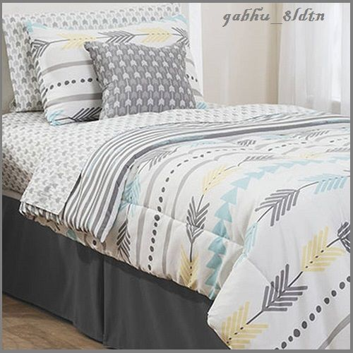 Arrows /& Skulls 3 pc Quilt Western Bedding 3 New Colors!! FREE SHIPPING