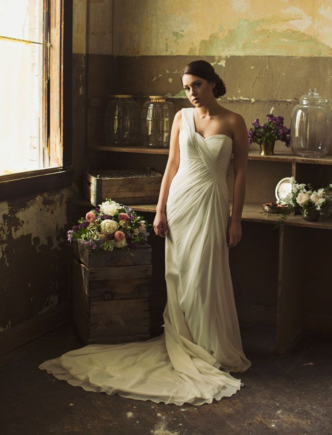 French Country Wedding Inspiration This Dress But Without The Shoulder Thingy