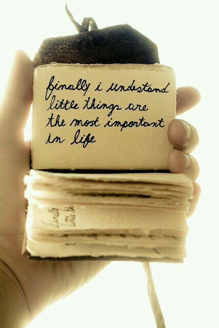 Small Is Beautiful My Fav Quotes Pinterest Quotes Al Anon Stunning Beautiful Small Quotes