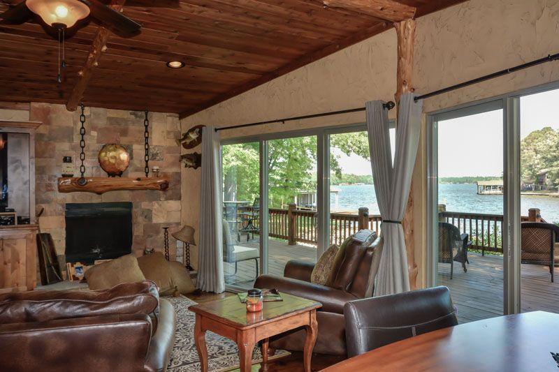 Lake Cypress Springs Cabins In The Smokies Sunset Properties Getaway Places