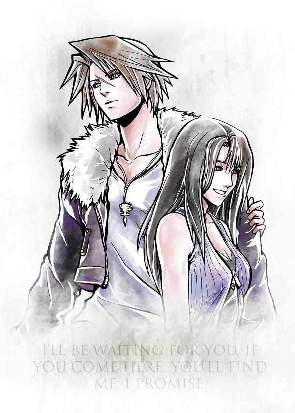 Final Fantasy Franchise Art
