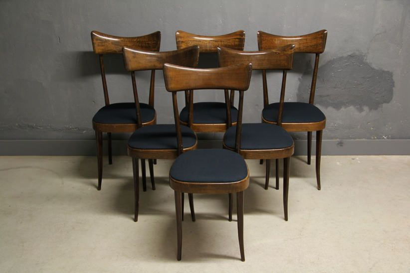 italienische esszimmer st hle ico parisi ra italienische m bel und lampen italian. Black Bedroom Furniture Sets. Home Design Ideas