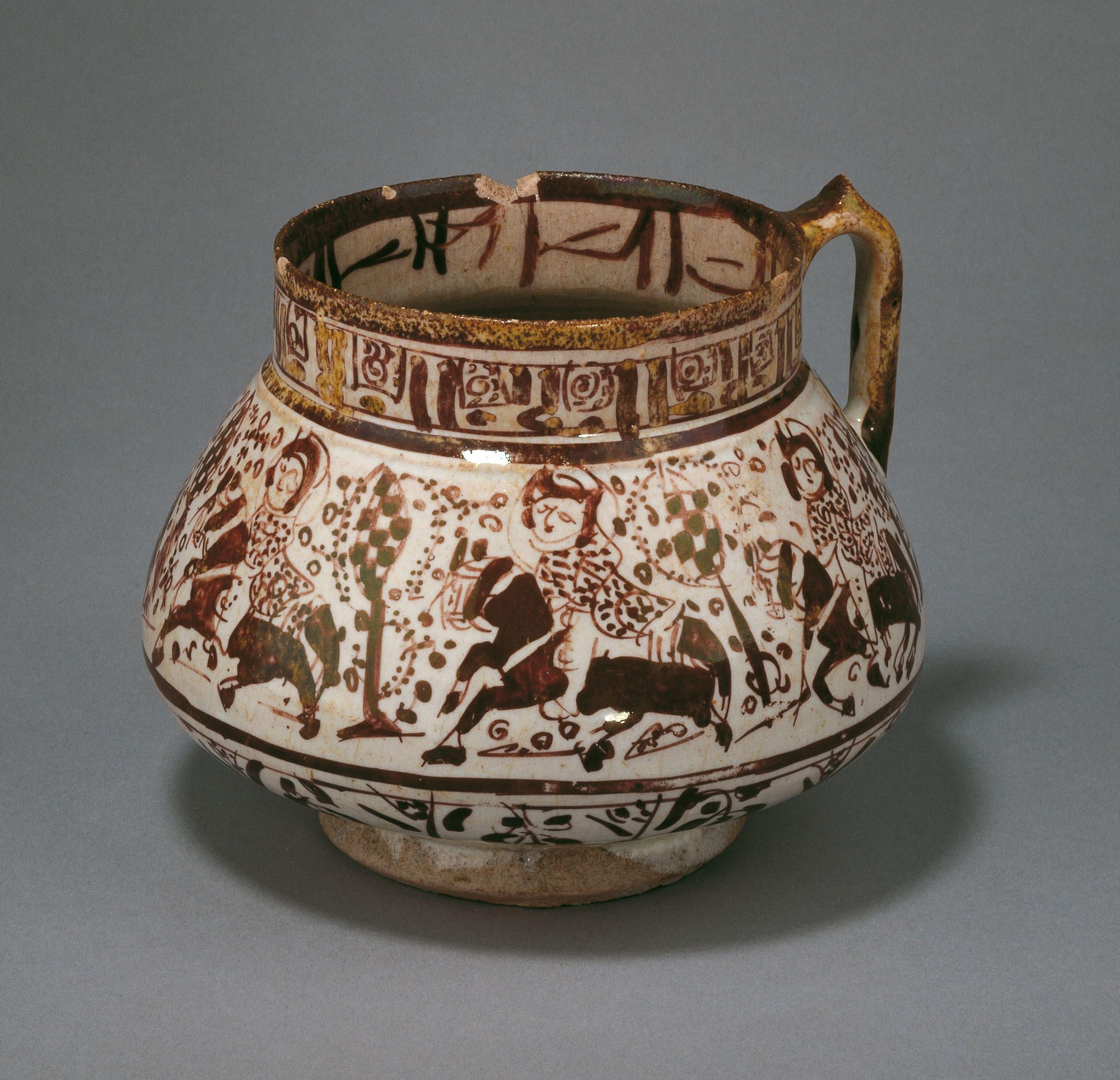 Aga Khan Museum Pottery Art Historical Artifacts Ancient Artifacts