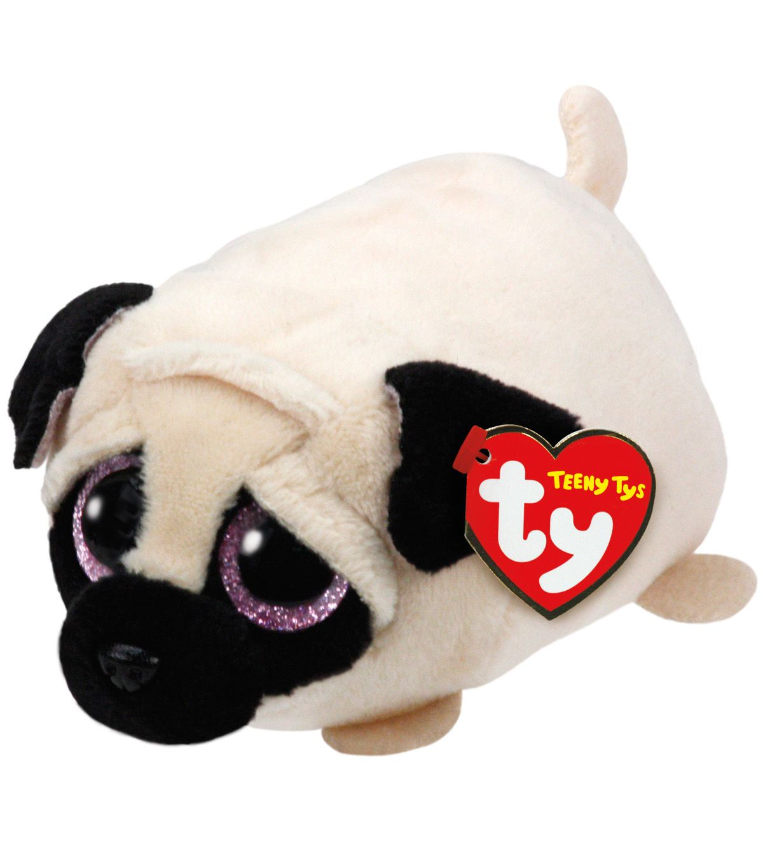 Ty Teeny Tys Candy Pug Tan Ty Toys Ty Stuffed Animals Pugs