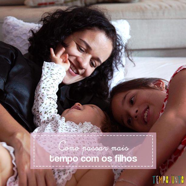 Dicas para ajudar pais e mães ocupados a conseguir encontrar mais tempo para brincar com os filhos.