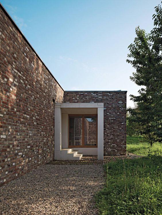 Com Rudolf Finsterwalder Architekten Pavilion Insel Hombroich