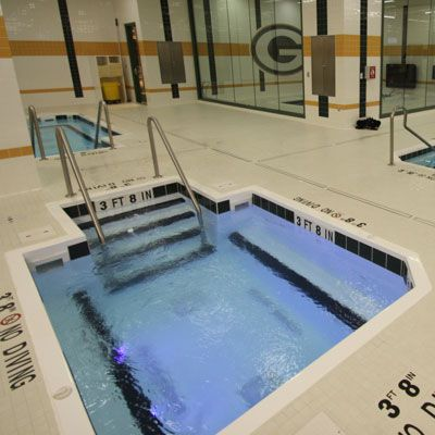 Cold Plunge Pools For Recovery After Practice To Stay In The Game And Win Pool Workout Swim Spa Pool