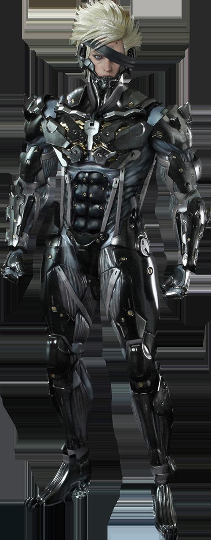 Metal Gear Raiden Sixth Scale Figure By Hot Toys Metal Gear Rising Metal Gear Metal Gear Series