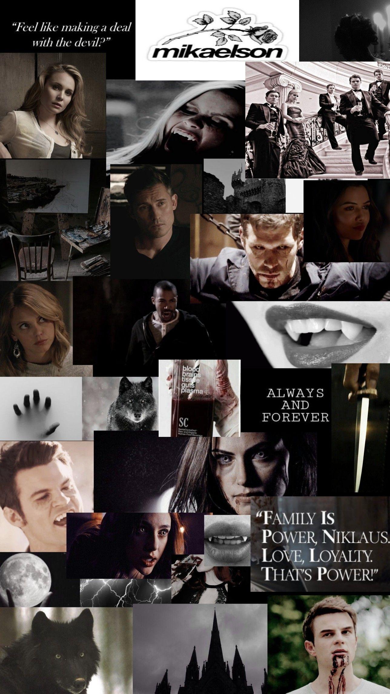 The Originals Wallpaper Vampire Diaries Wallpaper The Originals Klaus From Vampire Diaries