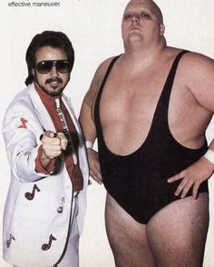 Image result for jimmy hart king kong bundy memphis