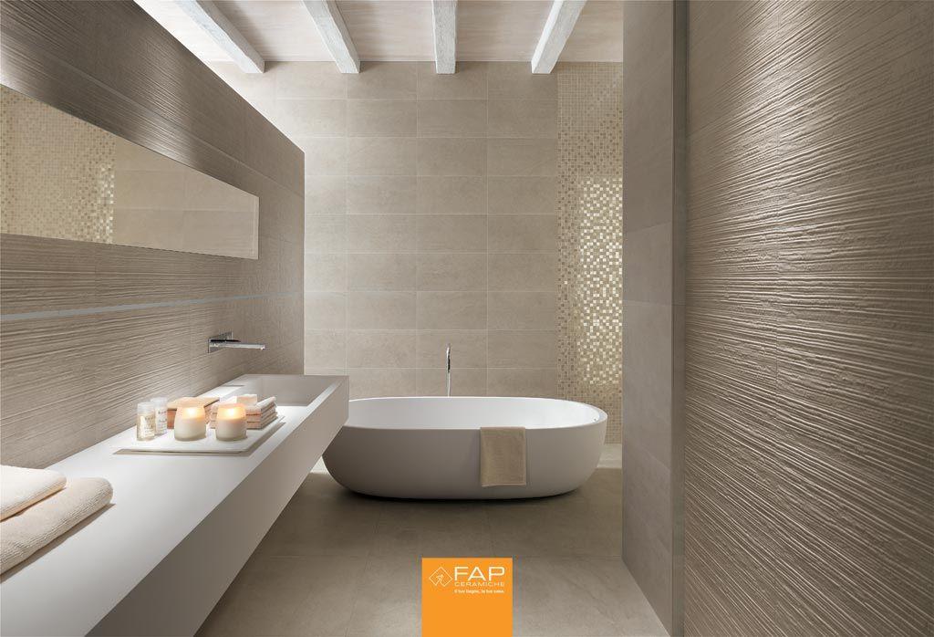 Feeling Natura Ed Essenzialità Desert Fapceramiche Nature Gresporcellanato Porcelain Ceramica Wall Style Modern