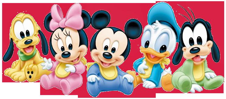 Dibujos Walt Disney Bebes: Disney Babies Group 2