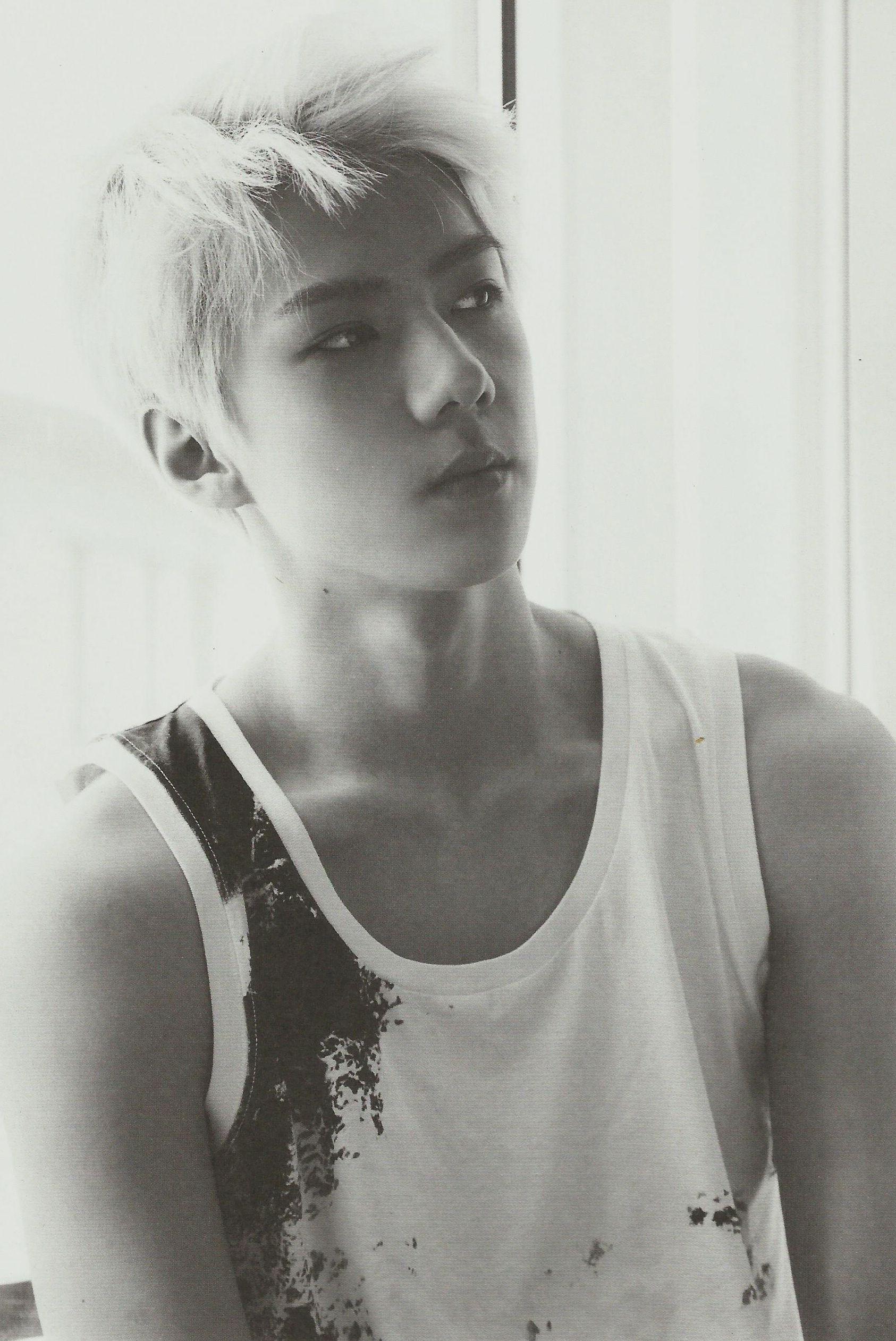 SEHUN [ Die Jungs Photobook ] #exo