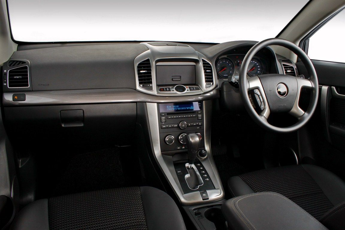 chevrolet captiva interior best image - Google Search | Chevrolet ...