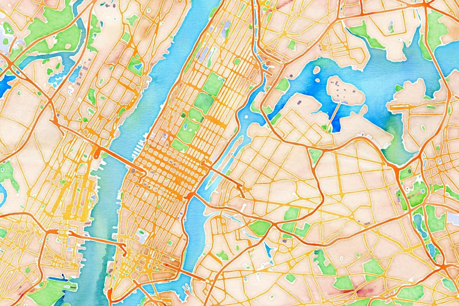 This Instagram For Maps Will Make A Cartographer Out Of