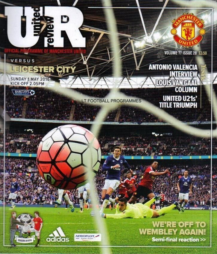 Pin by KAL'S CAB on Football Programmes Manchester