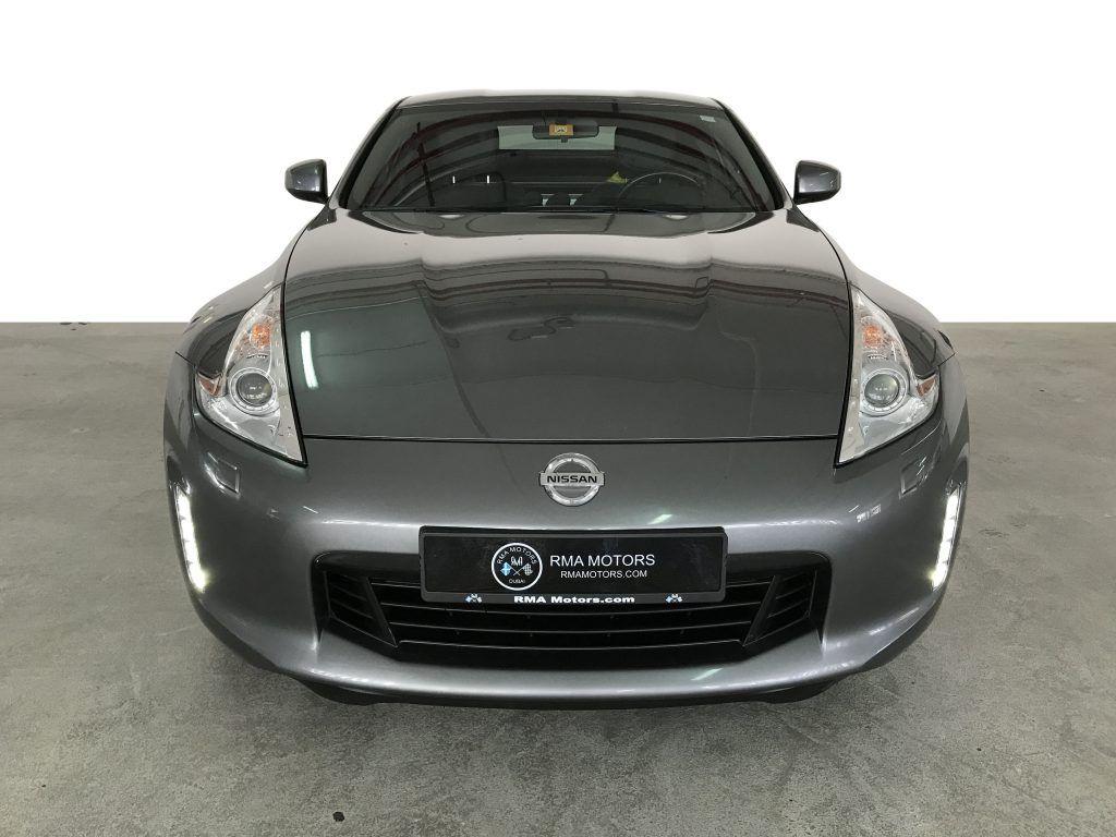 2014 Nissan 370Z Mileage 35,000 Km Specification GCC Al