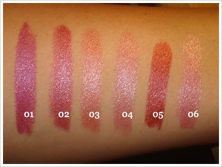 Makeup by iLadybugGirl ♥: NYX Diamond Sparkle Lipstick