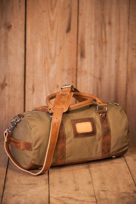 edeb1fc83fa Elkton Small Duffle Gym Bag - Front View   Bags   Pinterest   Gym ...