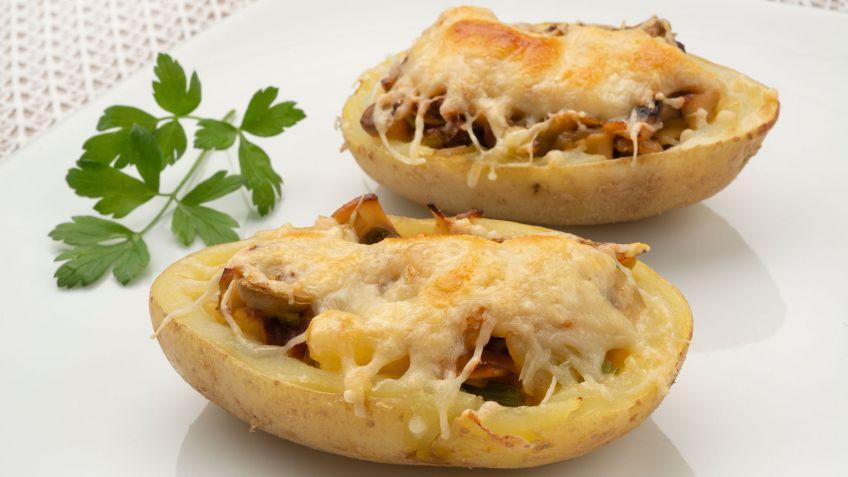 Hogarmania Ideas Para Tu Hogar Patata Rellena Patatas Recetas