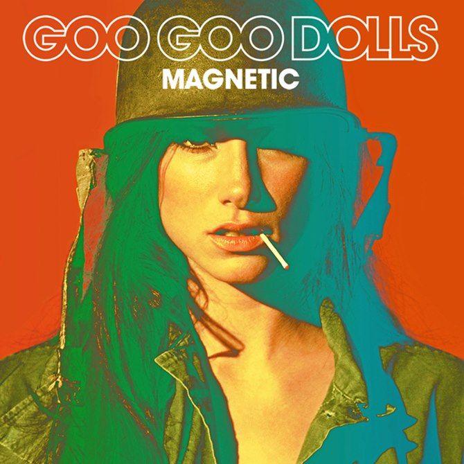 Goo Goo Dolls Magnetic Album Cover Featuring Lauren Marie Young Goo Goo Dolls Album Covers Goo