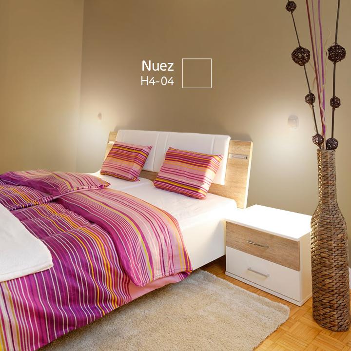 Usa colores relajantes para el dormitorio invitar n al - Colores para dormitorios ...