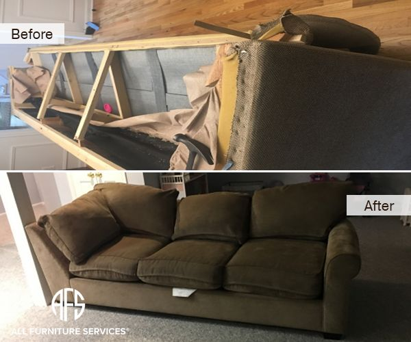 sofa couch chaise sectional frame