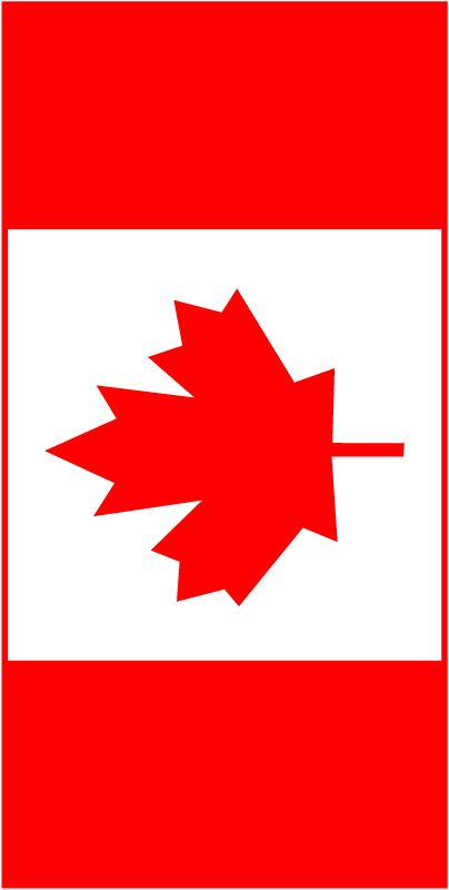 photo relating to Printable Canadian Flag called Canada flag weighty Canada Printables Canada maple leaf