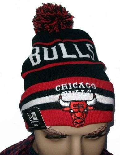 a2b3a4f2f87 New Era Chicago Bulls Bulls Beanie New Era http   www.amazon.