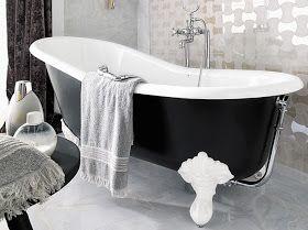 caractériELLE: Les baignoires à pattes de lion … | Pinterest