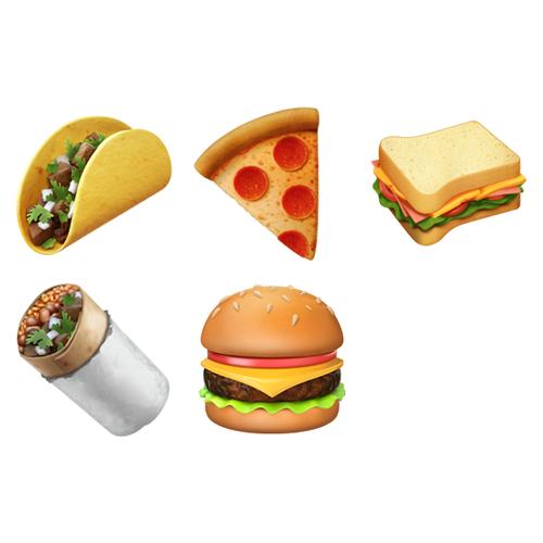 Emoji Domain Is Available Burrito Taco Sandwich Pizza Hamburger Sandwiches Burritos Emoji