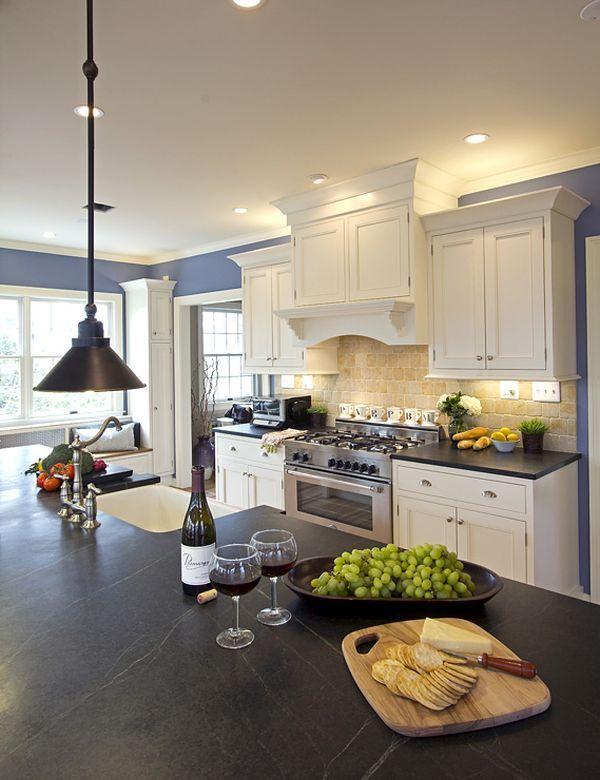 Dear Kitchen Genie, I Would Like Soapstone Countertops.