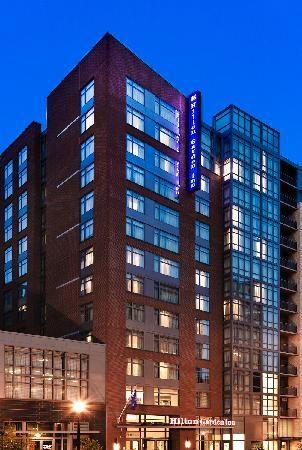 Hilton garden inn washington dc us capitol travel - Hilton garden inn port washington ...