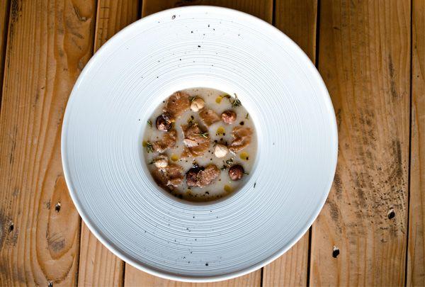 Restaurant Chilometro Zero in Salerno: food, design, fashion | glamjam