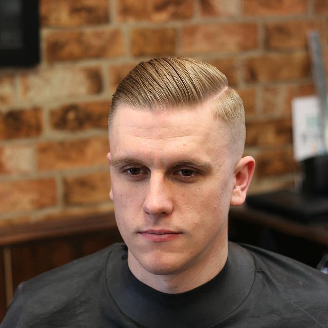 Haircut by newworldbarbers http://ift.tt/1SDSFRG #menshair #menshairstyles #menshaircuts #hairstylesformen #coolhaircuts #coolhairstyles #haircuts #hairstyles #barbers