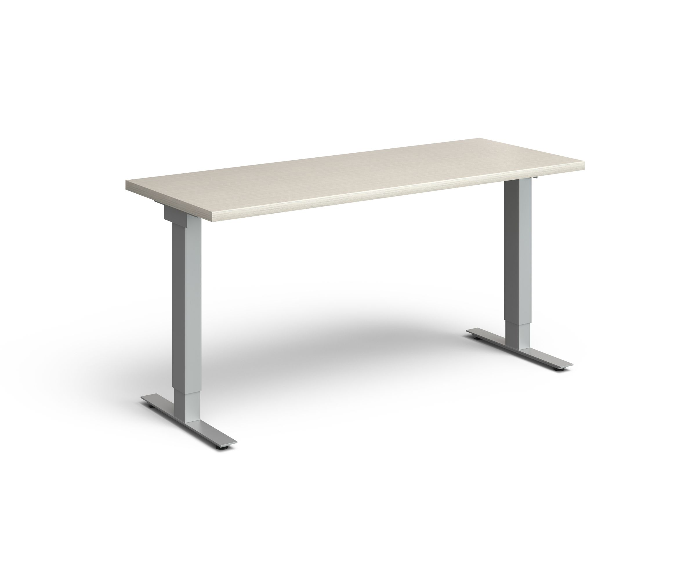 Cheap Sturdy Furniture: Captiva Electric Height-Adjustable Table: Sturdy