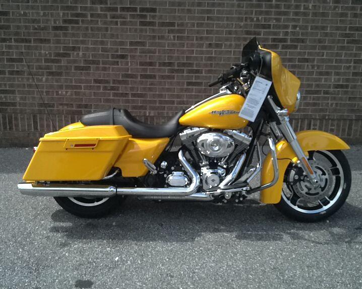 2013 Harley FLHX - Street Glide®