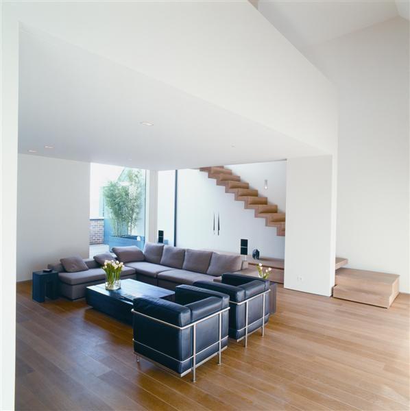 penthouse Bilzen  architect Bart Stevens