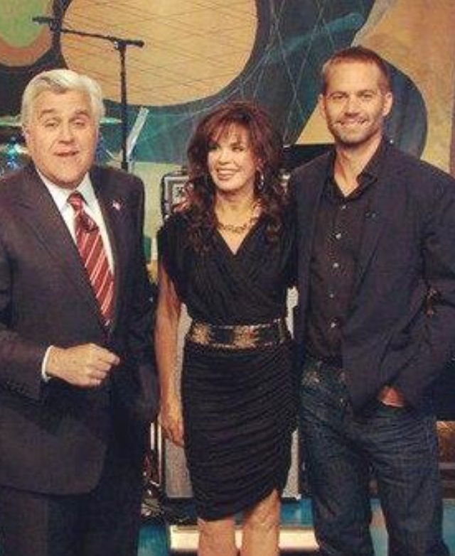 On Jay Leno with Marie & Donny Osmond